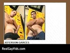 Awesome Latino gay hunks threesome gay sex