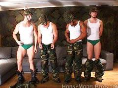 U Visit Segredo de Cueca│Wank Party 2