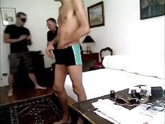 Arab fucks me while 23yo videotapes