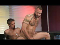 Derek Parker and Max Marshall