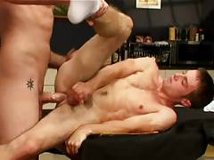 Twink fucked by 11 inch cock
