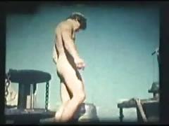 Bo Richard (aka Ryder Knight) - vintage porn clip