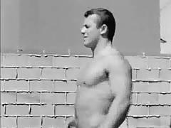 Phil Knight aka Karl Kruger - no nudity (vintage porn clip)