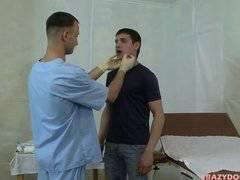 crazy doctors exam
