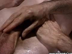 Hot Massage Turns Into Wild Fuck