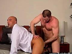 Naked men Colleague Butt