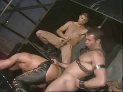 Aftershock (Gay Leather Orgy)