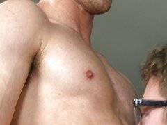 Muscle Sex - Jayden Tyler & Romeo Alfonso