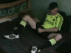 Irish Soccer Jerk-Off