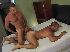 hot daddy fucks real good