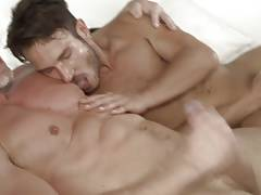 (L) Bareback - Orgy - Two hot guys join by other men 2 (E)