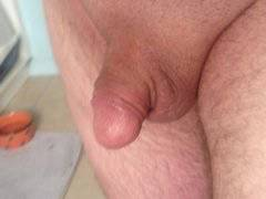 Just a look on my small shaved clean dick