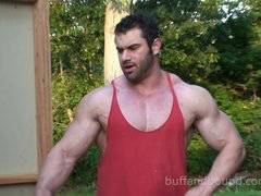 Buff guys Bondage clips