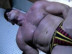 Hot brothers extreme throat fuck