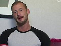 Young stepfather deep throat swallow