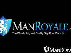 HD - ManRoyale Max gets fucked by Morgan