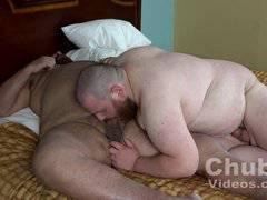 On Big Bear Daddies Back