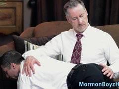Elder tugged til rapture