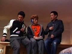 Japanese Threesome