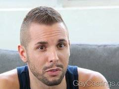 HD GayCastings - Guy pounded by cock