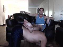 JockGod Michael Persinger and Slave