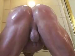Big beefy bodybuilder butts