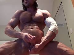 Hottest muscle stud ever!