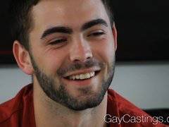 HD GayCastings - Josh Hairy asshole pounded