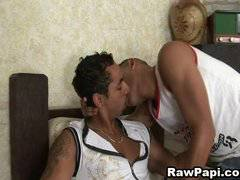 Latino Gay Dude Rough Anal Sex
