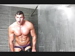 Muscle God Fetish Roleplay Montage