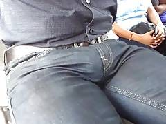 Str8 bulge in bus
