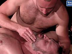 Titanmen.com Dirk Caber Gets Bound And Fucked
