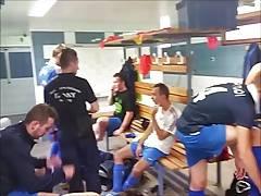 Str8 watch sportsmen inside the lockerroom