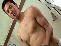 Athletic Asian Stud - Hothunkstrip dot com