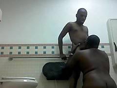 DL thugs in Bathroom