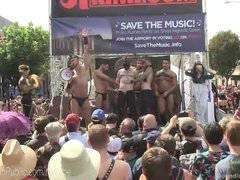 Street Fair Whore Brutally Humiliated