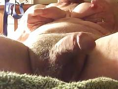 Artemus - Close Up Hands Free Thick Cum