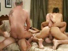Gay Double Anal Penetration