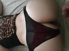 Asian bottom