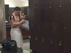Locker Room Spy