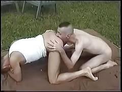 Hairy Men Outdoor