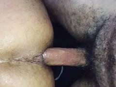 Hairy Daddy make me a bitch