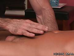 IconMale Good Straight Boy Fucked By Masseur