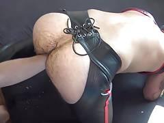 Leathers On