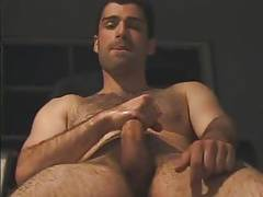 Hairy hunk solo