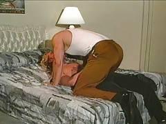Horny Couple Making Love