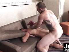 Brenner Bolton likes it rough and raw and Gage delivers it