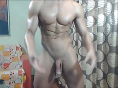 Muscle guy with great ass