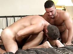 Sizzling Threesome