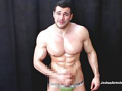 Cocky Alpha Muscle Sniff And Worship